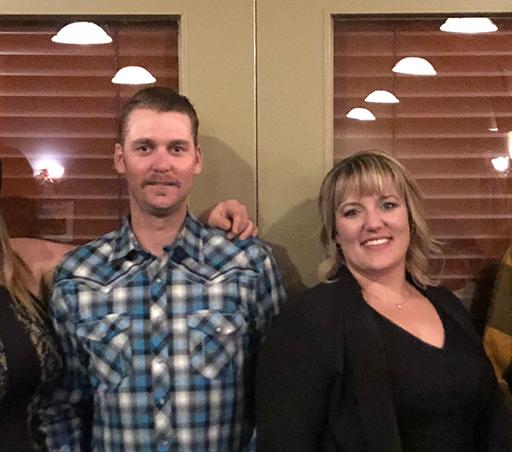 Warren Brown and Lisa Voeller - owners